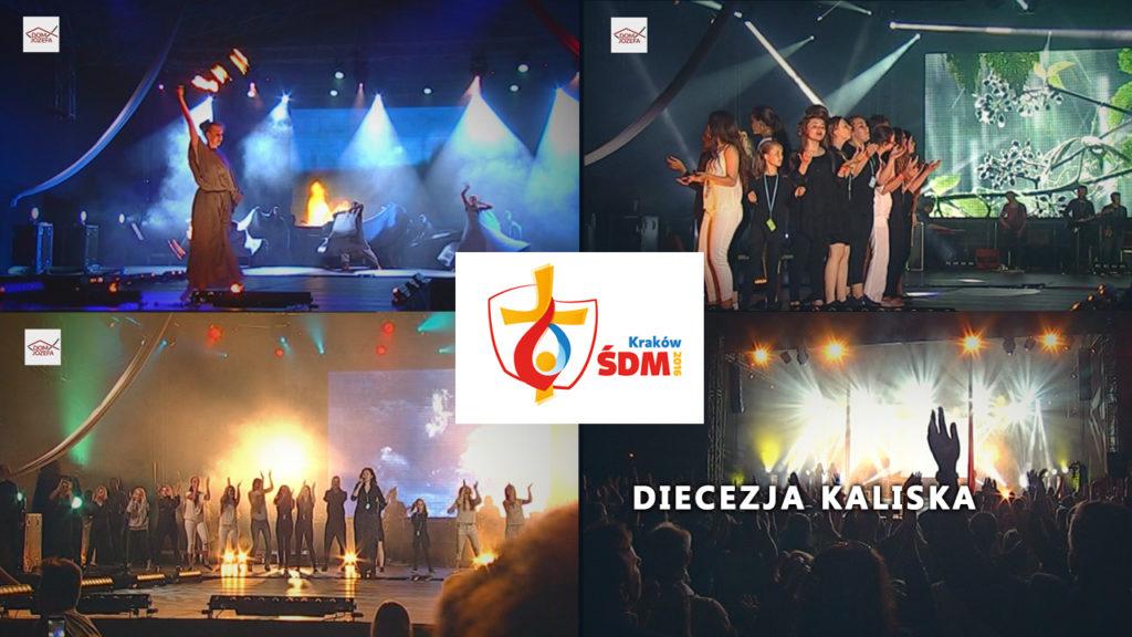 Koncert Uwielbienia - Światowe Dni Młodzieży - Dni w Diecezji Kaliskiej