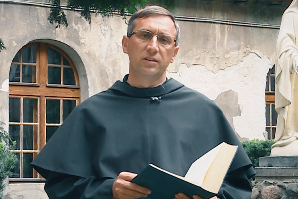 Ojciec Waldemar Ułanowicz OFM Conv