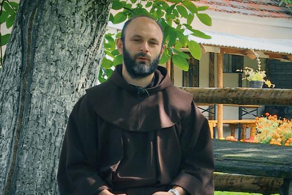 Ojciec Walenty Piechaczek OFM