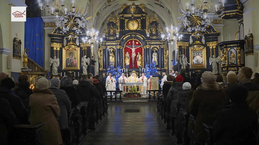 Uroczystość ku czci św. Pawła I Pustelnika w Wieruszowie - retransmisja