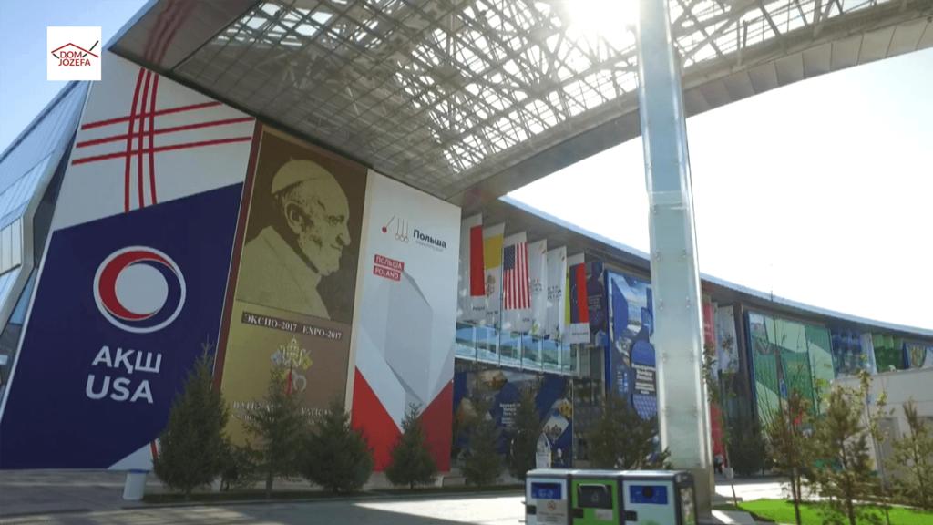 Watykan na Expo 2017 w Kazachstanie