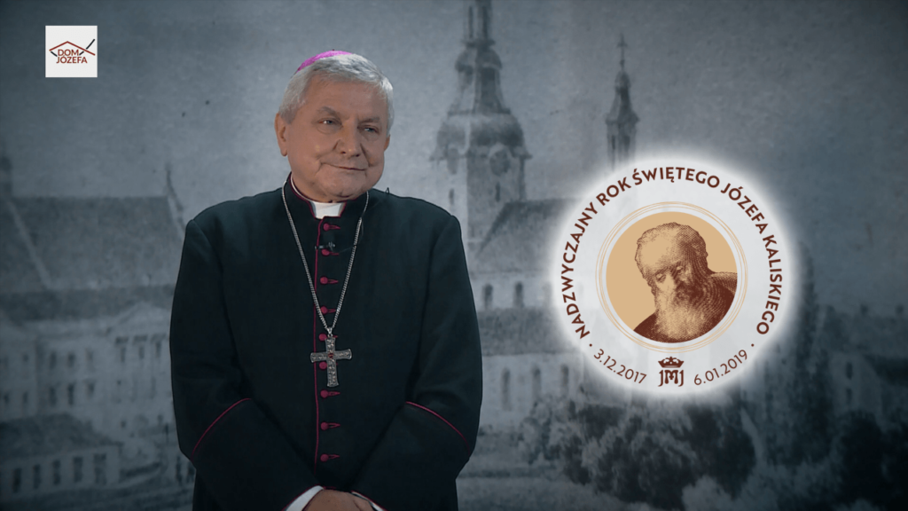 Rozmowa z Biskupem Edwardem Janiakiem - Nadzwyczajny Rok Świętego Józefa Kaliskiego