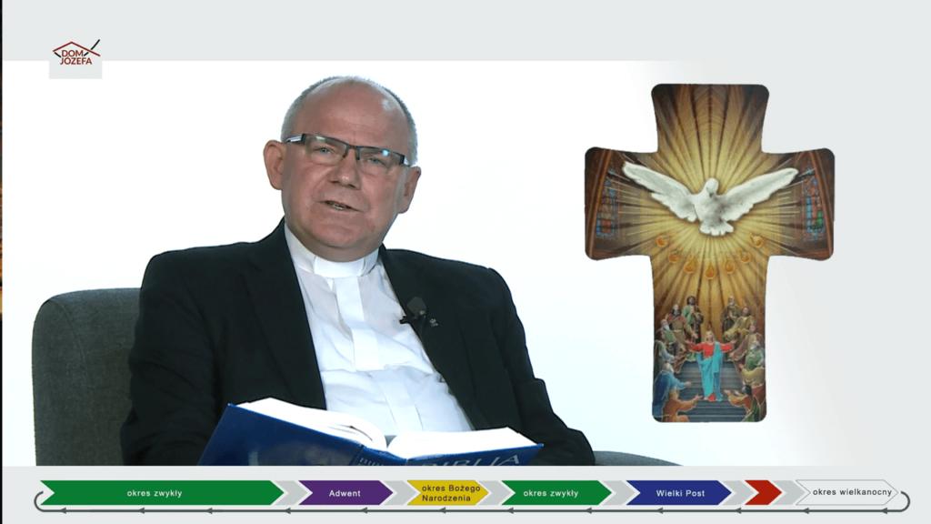 ROK LITURGICZNY W KOŚCIELE - program ks. prof. dr. hab. Dariusza Kwiatkowskiego