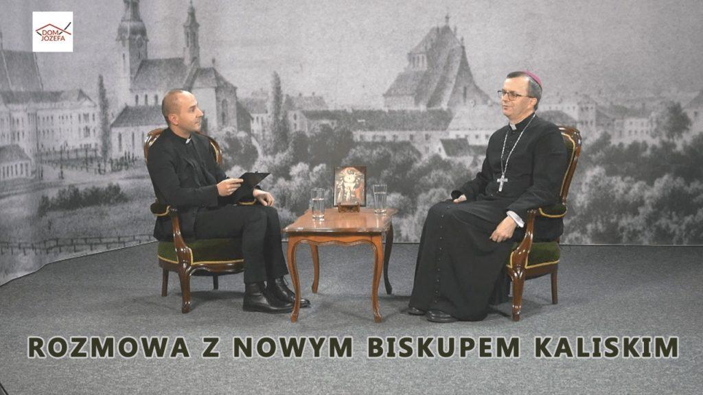 Rozmowa z bp. Damianem Brylem - nowym Biskupem Diecezji Kaliskiej